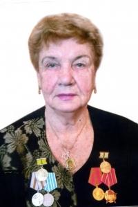 Дубровина Александра Фёдоровна