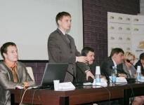 Сагайдак А. С. Выступление в рамках презентации Школы управления 5И.