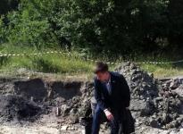 Сагайдак А. С. Капитальный ремонт проезда  с ул. Судостроительной к школе № 29.