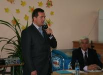 Депутат Петросов Олег Эдуардович