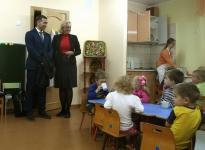 Быков Олег Анатольевич. В группах детского сада № 5 тепло и уютно.