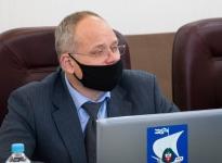 Мигунов Олег Витальевич. Участие в работе городского Совета депутатов