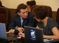 Быков Олег Анатольевич. Обсуждение бюджета 2014 года.